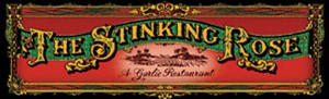 stinking rose logo