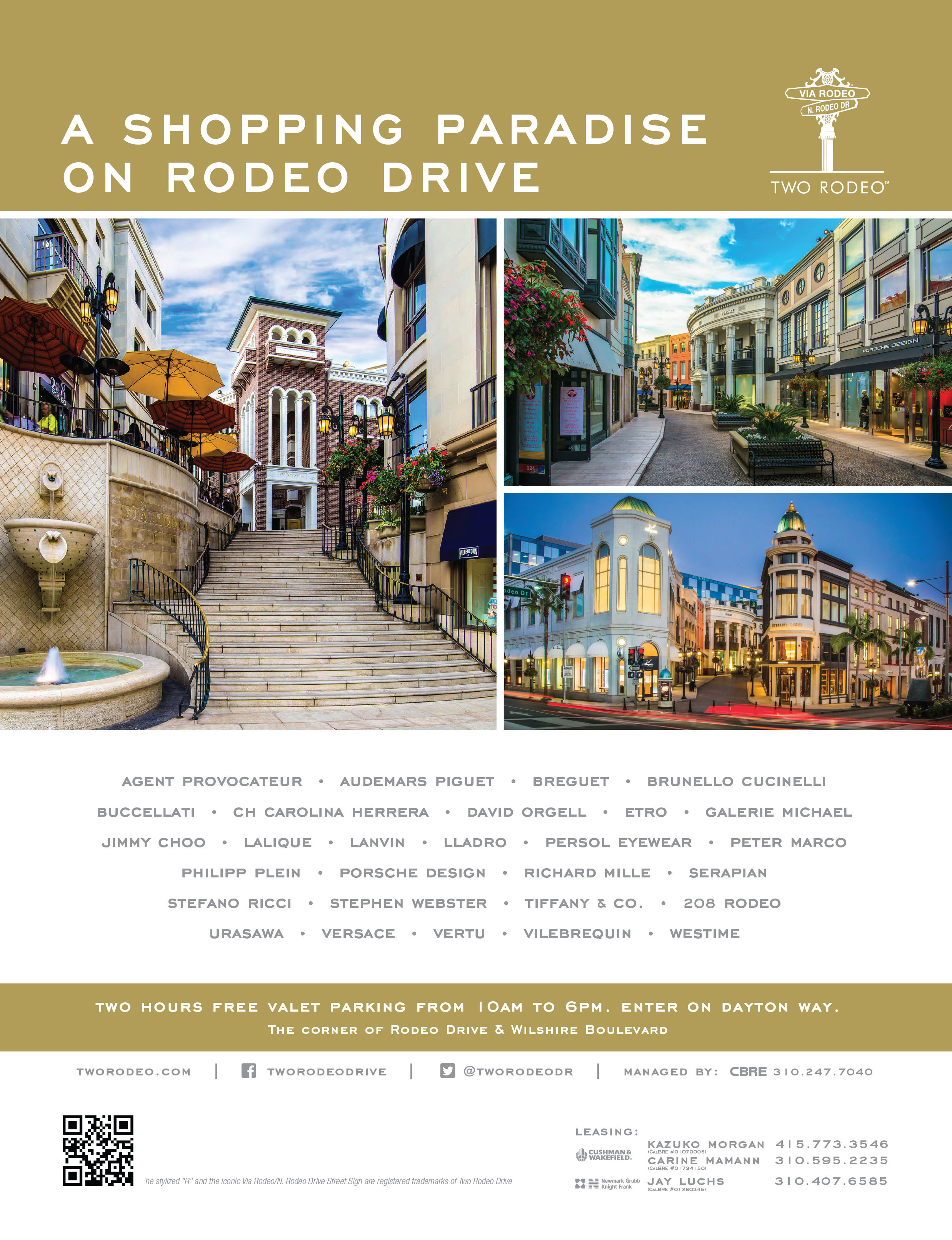 Two Rodeo - The Guide Ad