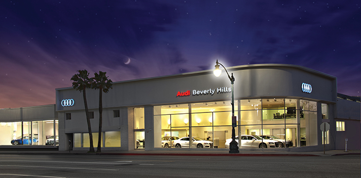 Audi Beverly Hills Beverly Hills The Guide - Audi beverly hills car wash